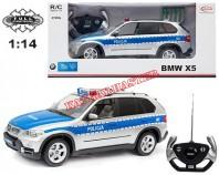 BMW X5 Policja PL 1:14 (R/C)