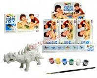 Dinozaur do pomalowania