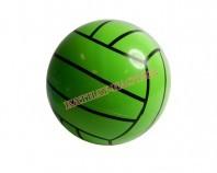 Piłka PCV zielona