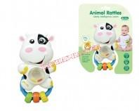 Animal Rattles B/O