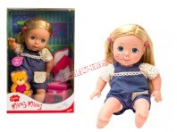 Lalka mała dziewczynka B/O