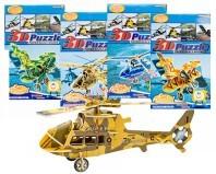 Puzzle samolot