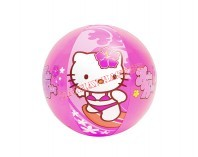 Piłka plażowa Hello Kitty
