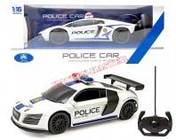 Samochód policyjny R/C
