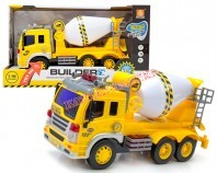 Pojazd budowlany - betoniarka B/O