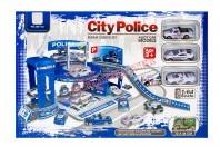 Garaż - policja