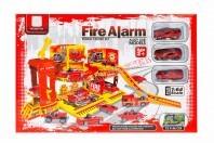 Garaż - straż pożarna