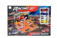 Parking tor wyścigowy