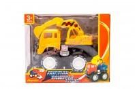 Ciężarówka - koparka 18 cm