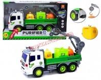 Ciężarówka B/O 25 cm
