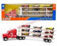 Ciężarówka laweta 58 cm