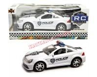 Samochód Policja R/C 19 cm