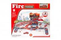 Parking straż pożarna