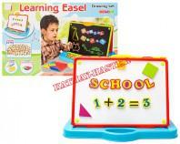 Tablica edukacyjna 2w1
