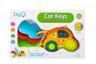 Auto z kluczami
