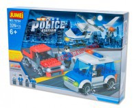 Klocki POLICJA 326 elem.