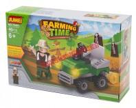 Klocki  FARMA 46 elem.