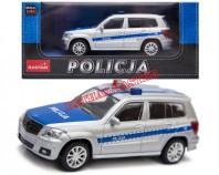 Policja Mercedes GLK (1:43)