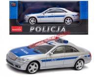 Policja Mercedes S 63 AMG (1:43)