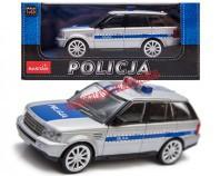 Policja Range Rover Sport (1:43)