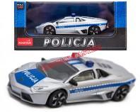 Policja Lamborghini Reventon (1:43)