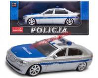 Policja BMW 7 (1:43)