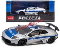 Policja Lamborghini Murcielago LP 670 (1:43)