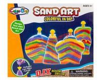 Układanka z piasku - 6 kolorów