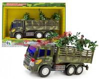 Ciężarówka wojskowa