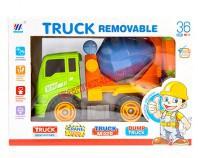 Ciężarówka - beczka