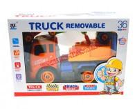 Ciężarówka - koparka