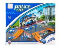 Parking policja