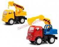 Ciężarówka budowlana 12 cm