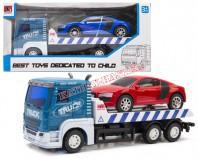 Ciężarówka - laweta