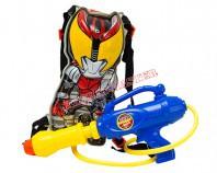 Plecak + pistolet na wodę 34 cm