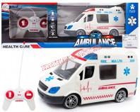 Auto ambulans R/C 21 cm