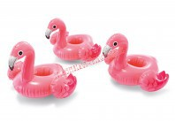 Podstawki pod szklanki flamingi