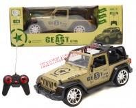 Samochód wojskowy R/C