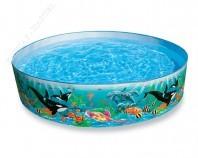 Basen rozporowy akwarium