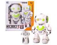 Robot sterowany na podczerwień 23 cm